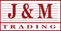 J and M Trading Logo